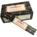 Midnight Incense 15g Satya