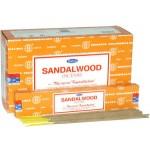 Sandalwood Incense 15g Satya