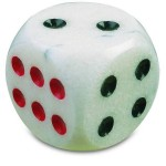 Marble Dice (2.0in)