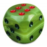 Marble Dice (2.5in)