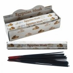 Egyptian Musk Incense Hex (6 TBS) Stamford