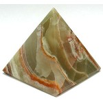Marble Pyramid (2.5in)