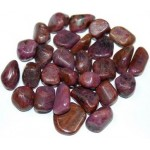 Ruby Tumbled Stones 20-40mm (250g)