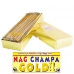 Nag Champa Incense Gold