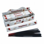 Strawberry Incense Hex (6Tbs) Stamford