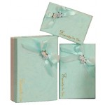 Gift Box Blue with Bow Set 3158-3