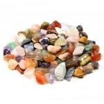 Mixed Tumbled Stone 20-30mm (500g)