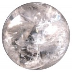 Rock Crystal Sphere 60-65mm