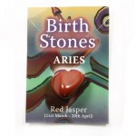 Birthstone Aries (Red Jasper)