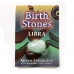 Birthstone Libra Green Aventurine)