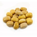 Jasper Yellow Tumbled Stone 20-30 mm (500g)