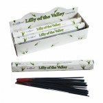 Lily of the Valley Incense Hex (6 TBS) Stamford