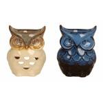 Owl Ceramic Oil Burner 8173 - 1