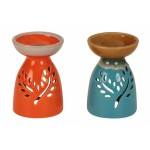 Ceramic Oil Burner H12 cm 3127-1 Pc