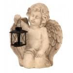 Angel With Lantern 7483-1 Pcs