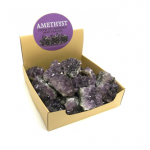 Amethyst Counter Display Box
