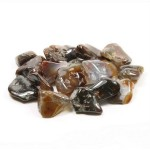 Agate Fire 20-30mm Tumbled Stone (100g)