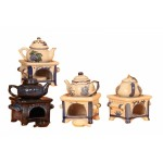 Tea Pot Oil Burner 804-1