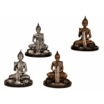 Buddha Tea- light 2 Holder 4149-1