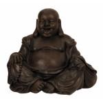 Buddha Sitting Wood Colour 8429-1 pc