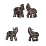 Elephant with diamante 6328-12 pcs