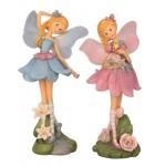 Fairy Children Standing 8302-2 Pcs