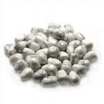 Howlite White Tumbled Stone 20-30mm (500g)