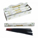 Chamomile Incense Hex (6 TBS) Stamford
