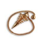 Coil Pendulum Med Copper