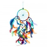 Dream Catcher Rainbow 1502 - 12cm