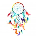 Dream Catcher Rainbow 1503 - 17cm