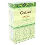 Patchouli Incense 15g (12pk) Goloka