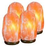 Salt Lamp 7 to 10 Kg ( 3 Pcs ) Special Offer