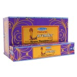 Natural Lavender Incense 15g Satya