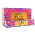 Natural Rose Incense 15g Satya