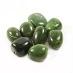 Jade Nephrite Tumbled Stone 40-50mm (250g)