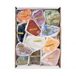 Mineral Rough Stone (Mixed Box 12 pcs)