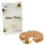 Aloe Vera Incense Cones (12 Pks) Stamford