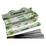Cannabis Incense Hex (6 TBS) Stamford