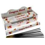Dragon Blood Incense Hex (6 TBS) Stamford