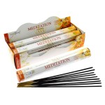Meditation Incense Hex (6 TBS) Stamford