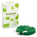 Patchouli Incense Cones (12 Pks) Stamford