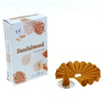 Sandalwood Incense Cones (12 Pks) Stamford