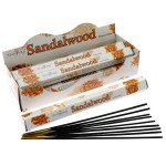 Sandalwood Incense Hex (6 TBS) Stamford