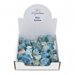 Apatite Blue Counter Display Box