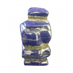 Lapis Freeform Sculpture 1026 gm 1 Pcs 150x80mm