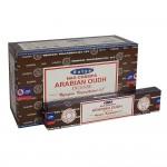 Arabian Oudh Incense 15g Satya