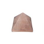 Rose Quartz Pyramid 4-5cm