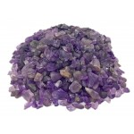 Amethyst Mini Undrilled Chips 05-10 mm (250g)