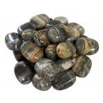 Calcite Zebra Tumbled Stone 20-30mm (250g)